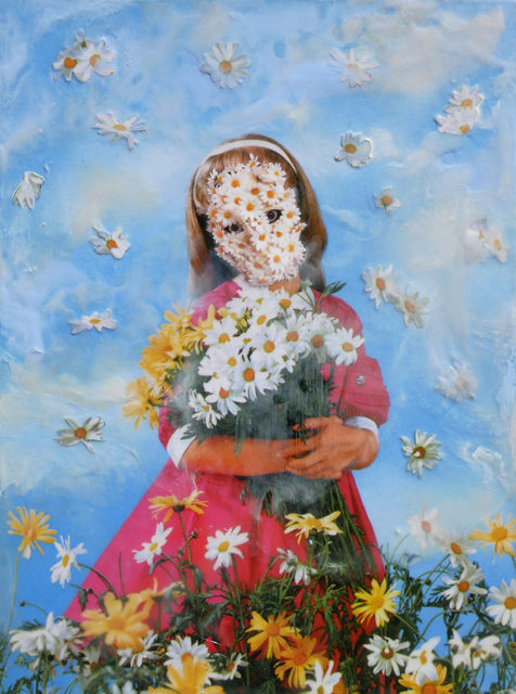 , 'Gathering Daisies on a Misty Day ,' 2019, Simon Lee Gallery