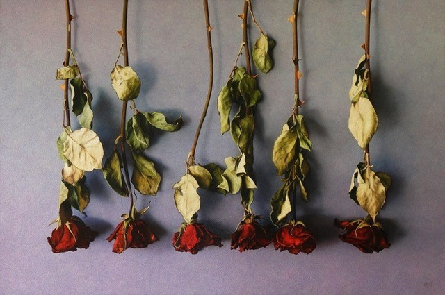 , 'Dried Roses,' , CODA Gallery