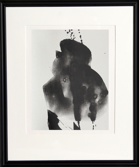 Robert Motherwell, 'Octavio Paz, Three Poems III', 1987, RoGallery