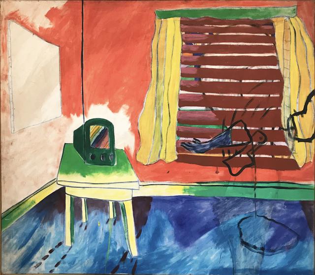 Duilio Pierri, 'RADIO ON I', 1983, Cosmocosa