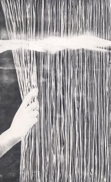 , 'Curtain,' 2017, Kunstverket Galleri