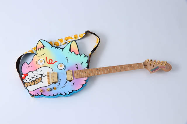 Yuree Kensaku, 'VOLUNTAD Guitar', 2018, Tang Contemporary Art