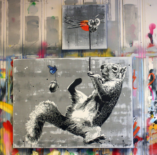 , 'Balance,' 2015, Black Book Gallery