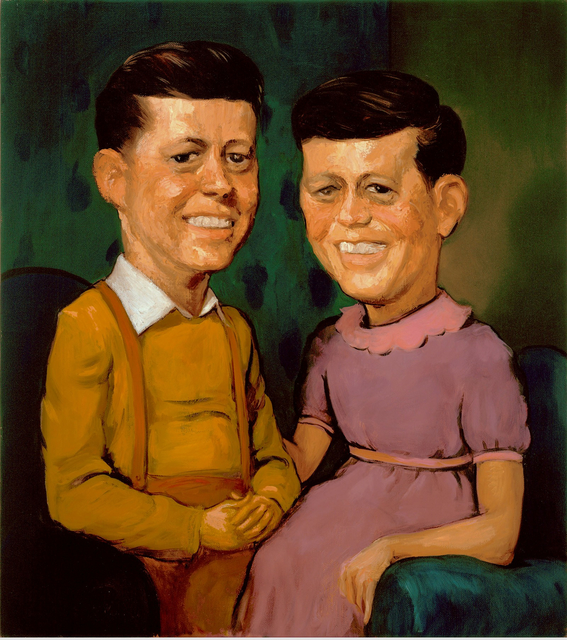 , 'The Kennedys,' 1996, André Viana