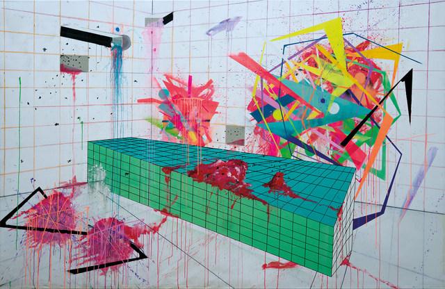 , 'Im Fleischerei Fachgeschäft zur Wurst,' 2016, FELD+HAUS