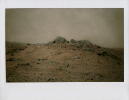 , 'PlanetStories (Rocks #11_Mars),' 2013, Pasto