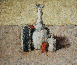 Vik Muniz, 'Still Life after Morandi from Pictures of Magazines,' 2004, Phillips: The Odyssey of Collecting