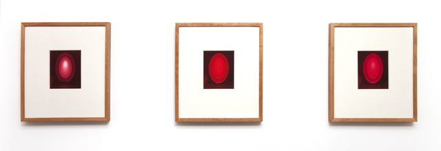 , 'From the Guggenheim, Set M, Red Small Vertical,' 2013, Kayne Griffin Corcoran