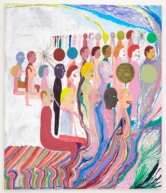 Chris Johanson, 'Untitled', 2018, Mitchell-Innes & Nash
