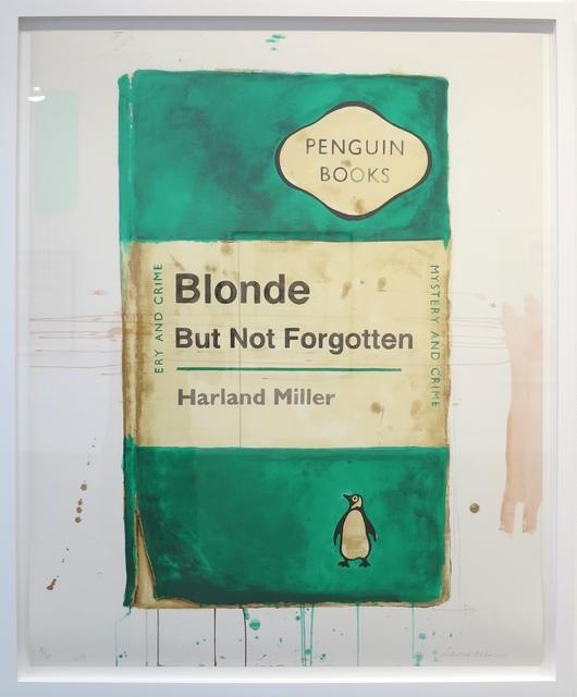, 'Blonde But Not Forgotten,' 2013, IKON Ltd. Contemporary Art