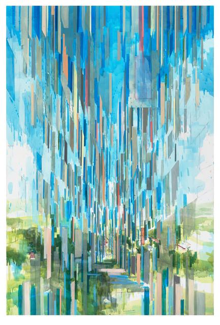 , 'Downtown,' , Galerie EIGEN + ART