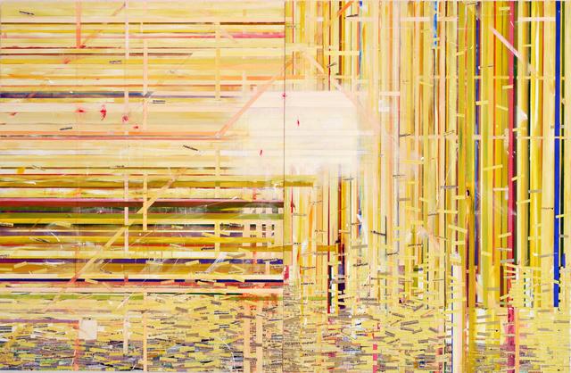 Trevor Norris, 'Untitled Diptych', 2016, Wallspace