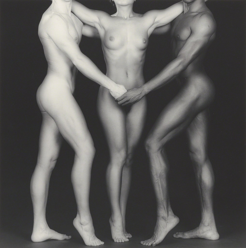 robert mapplethorpe ken and lydia and tyler artsy robert mapplethorpe ken and lydia and tyler 1985 j paul