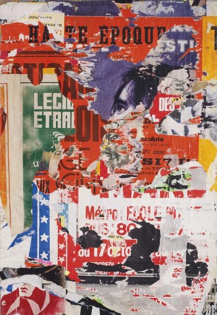 , 'Quai de Grenelle,' 1977, Allouche Gallery