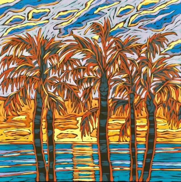 , 'Coast Casual,' 2017, Adelman Fine Art