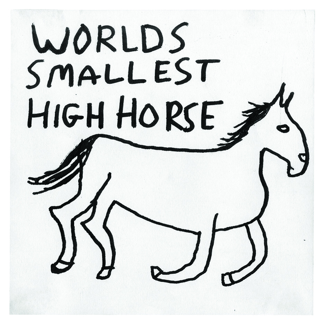 , 'High Horse,' 2015, Subliminal Projects