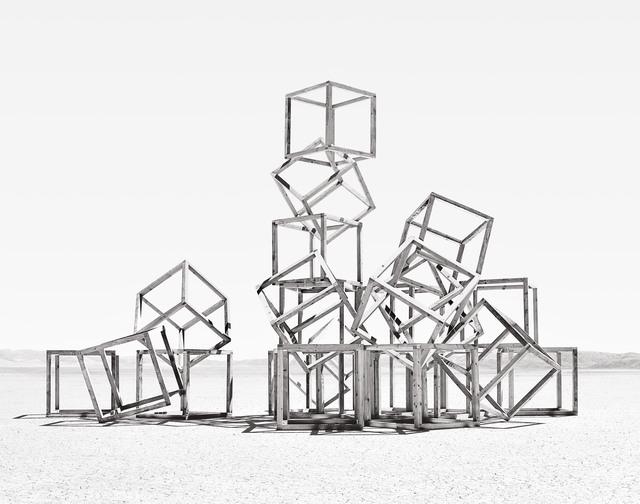 , 'Telluris VII,' 2017, Galerie Les filles du calvaire