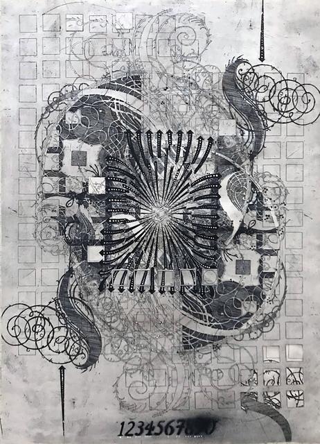 , 'Inversion Chart II,' 2019, Remarque Printshop