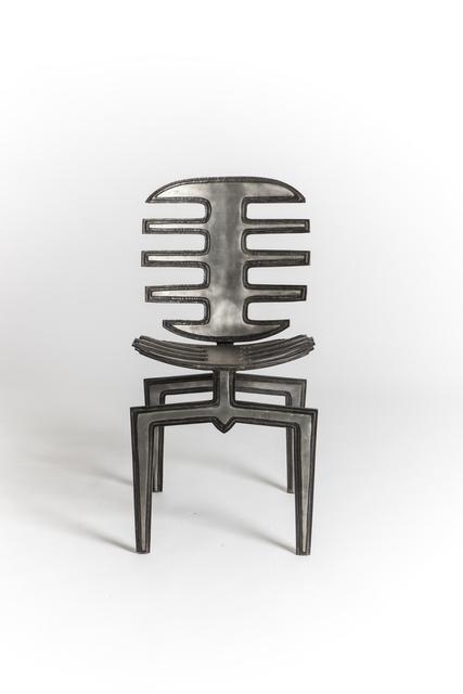 , 'Frond chair 7,' 1991, Magen H Gallery