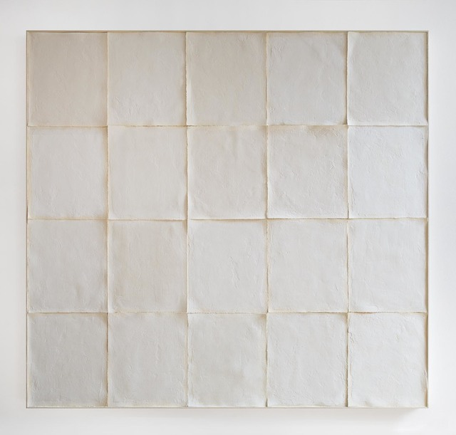 , 'Untitled (White) Collage Construction,' n.d., Pavel Zoubok Gallery