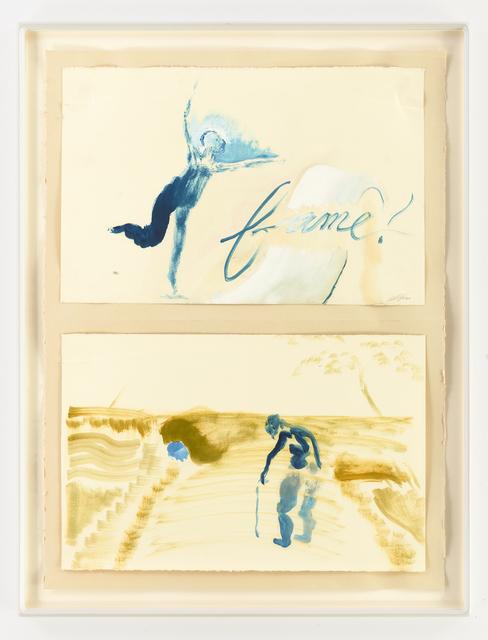 , 'Untitled,' 2013, VI, VII