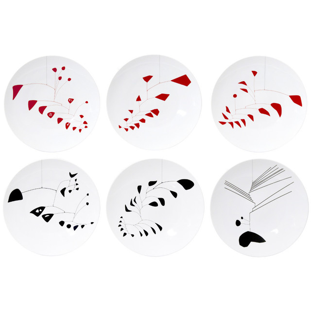 Alexander Calder, 'Dinner Plates', 2014, Artware Editions