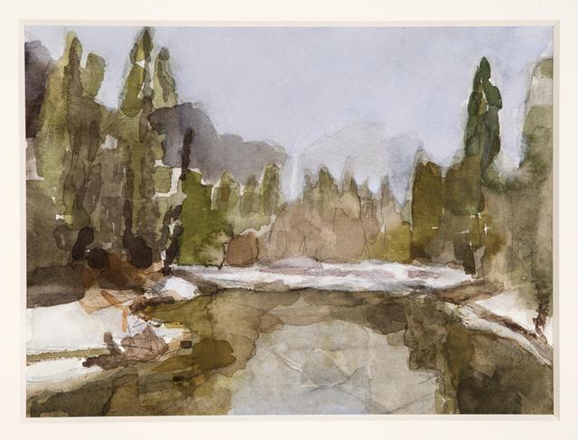 Rupert Deese, 'Yosemite Upper', 2010, Nancy Hoffman Gallery