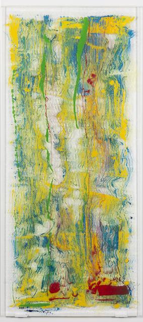 , 'Fenetre Verte de Dieu II,' 2016, JanKossen Contemporary