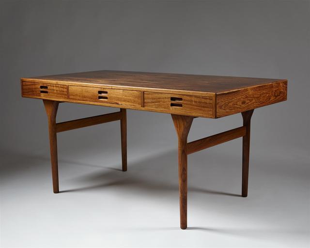 , 'Desk ,' 1958, Modernity