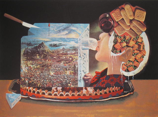 Salvador Dalí, 'Les Pios Nonoches', 1977, DTR Modern Galleries
