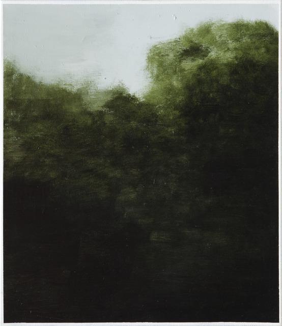 , 'Près du feuillage,' 2007, Musée d'Ixelles