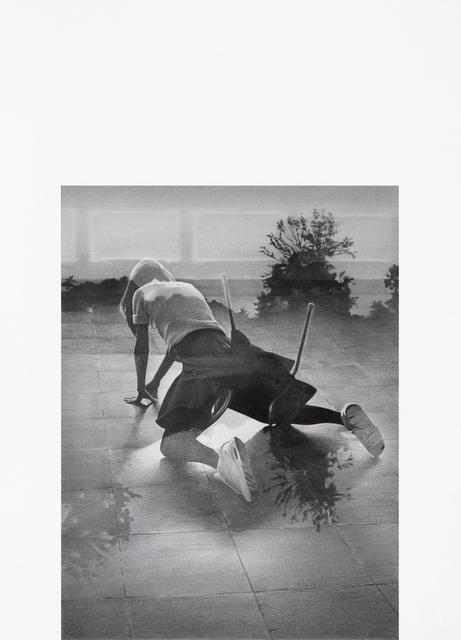 , 'Die Umkehr 004,' 2017, Suzanne Tarasieve