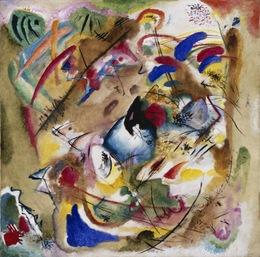 Wassily Kandinsky, 'Dreamy Improvisation', 1913, ARS/Art Resource