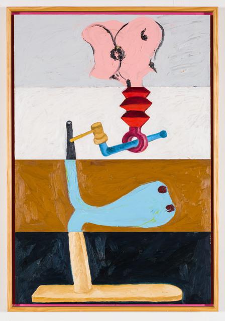 , 'Pipa,' 2012, Nina Johnson