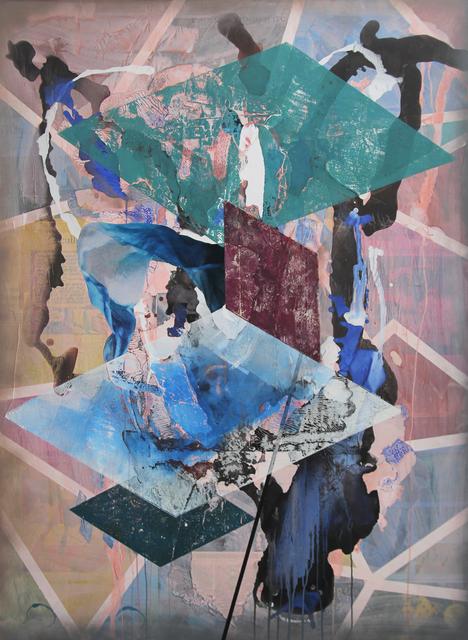 , 'o.T. (Durst & Leben),' 2016, Galerie Heike Strelow