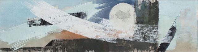 , 'Study for a Drowning Moon,' 2017, Jenna Burlingham Fine Art