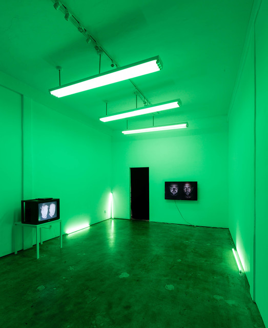, 'Untitled (in Green),' 2015, Meliksetian | Briggs
