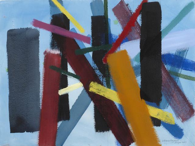 , 'Conversation,' 2001, Waterhouse & Dodd