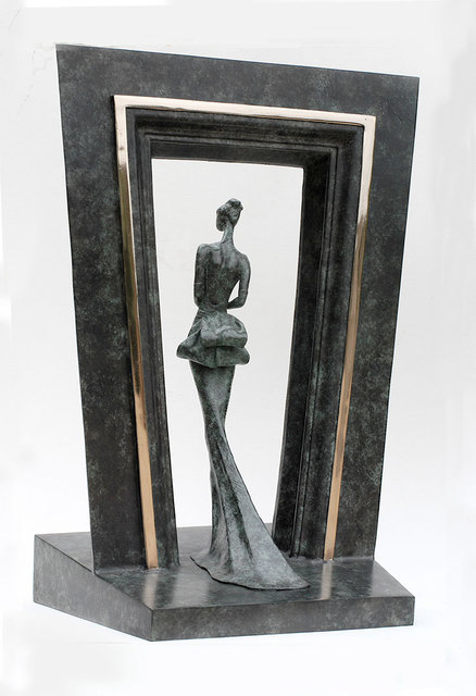 Philip Jackson, 'Making an Entrance', Catto Gallery