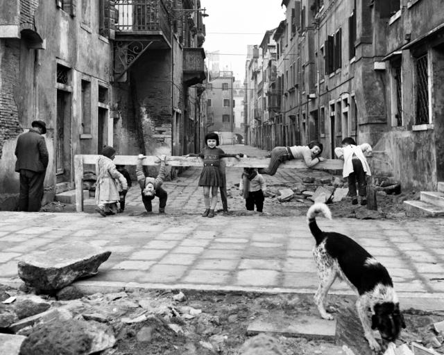 , 'Giochi a Chioggia,' 1961, Arthill Gallery