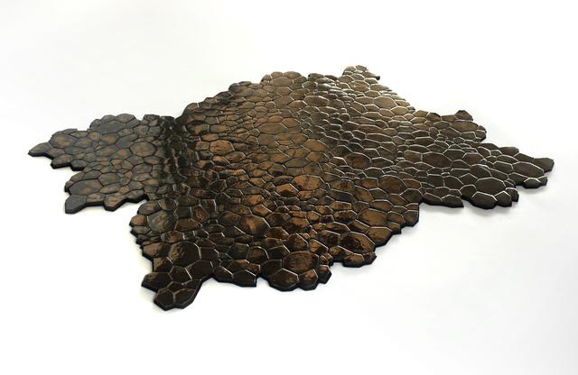 ", '""Vhagarès"" carpet,' 2015, Galerie Gosserez"