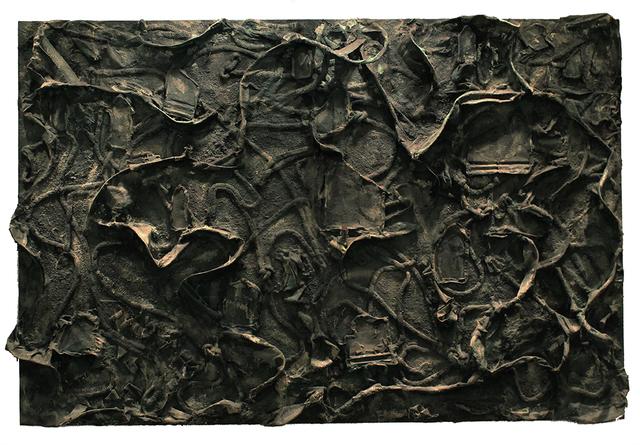 , 'Combat,' 1995, Bill Lowe Gallery