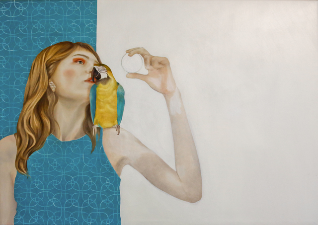 , 'Balbuziendo,' 2014, Cynthia Corbett Gallery