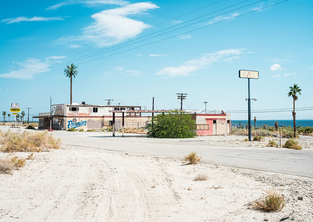 , 'Salton Sea,' 2018, Marrow Gallery