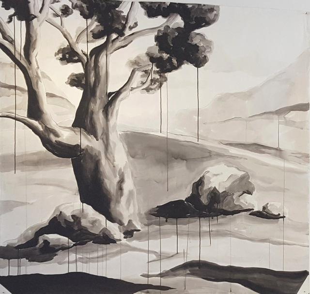 , 'Trees,' ca. 2017, Nathalia Tsala Gallery