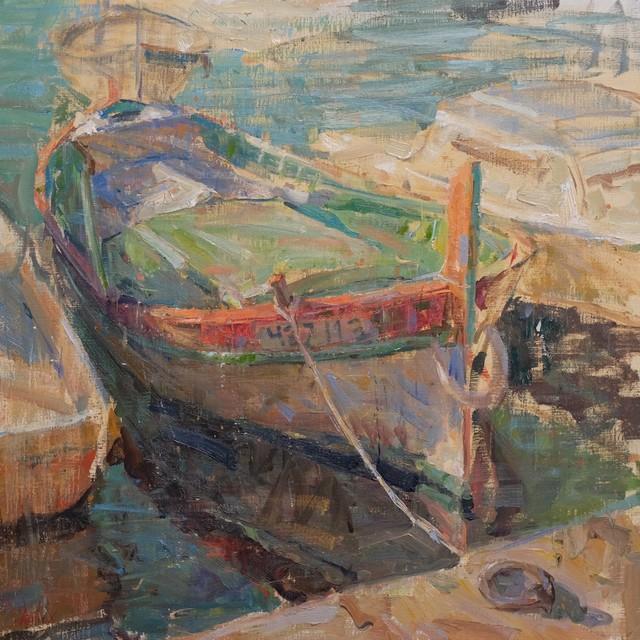 , 'Summer in St Jean 2,' 2015, Gallery 1261