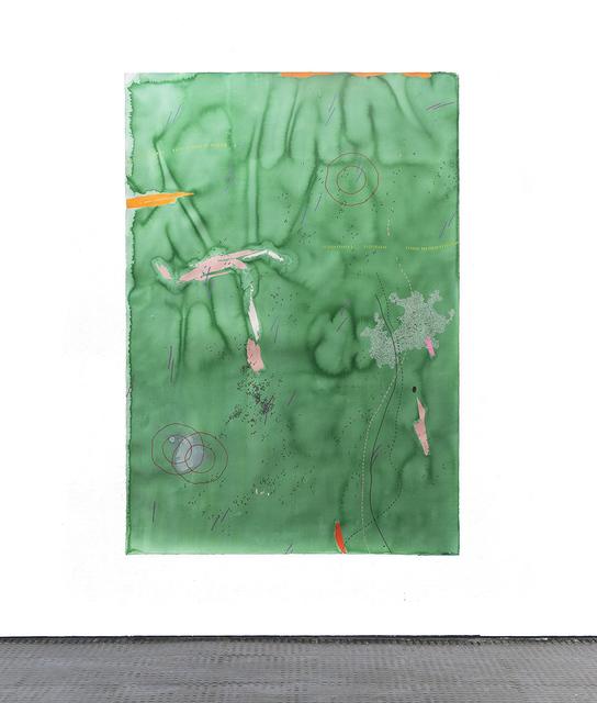 , 'Transit,' 2017, SMAC ART GALLERY