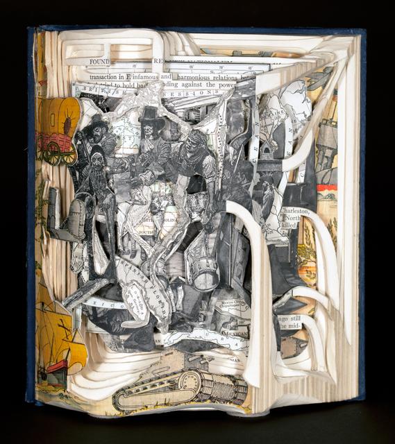 , 'The American Adventure,' 2015, Nancy Toomey Fine Art