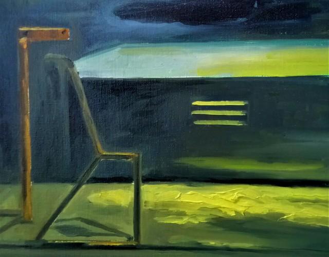 , 'I want you my Polish Guy,' 2018, Galerie Dix9 Hélène Lacharmoise