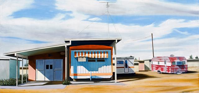 , 'Bombay Beach II,' 2017, Linda Hodges Gallery